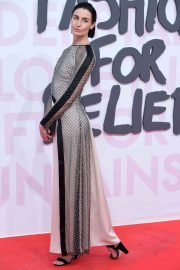 Erin O Connor at fashion for relief at 2018 cannes film festival 2018/05/13 11