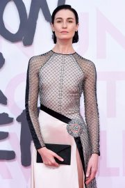 Erin O Connor at fashion for relief at 2018 cannes film festival 2018/05/13 12