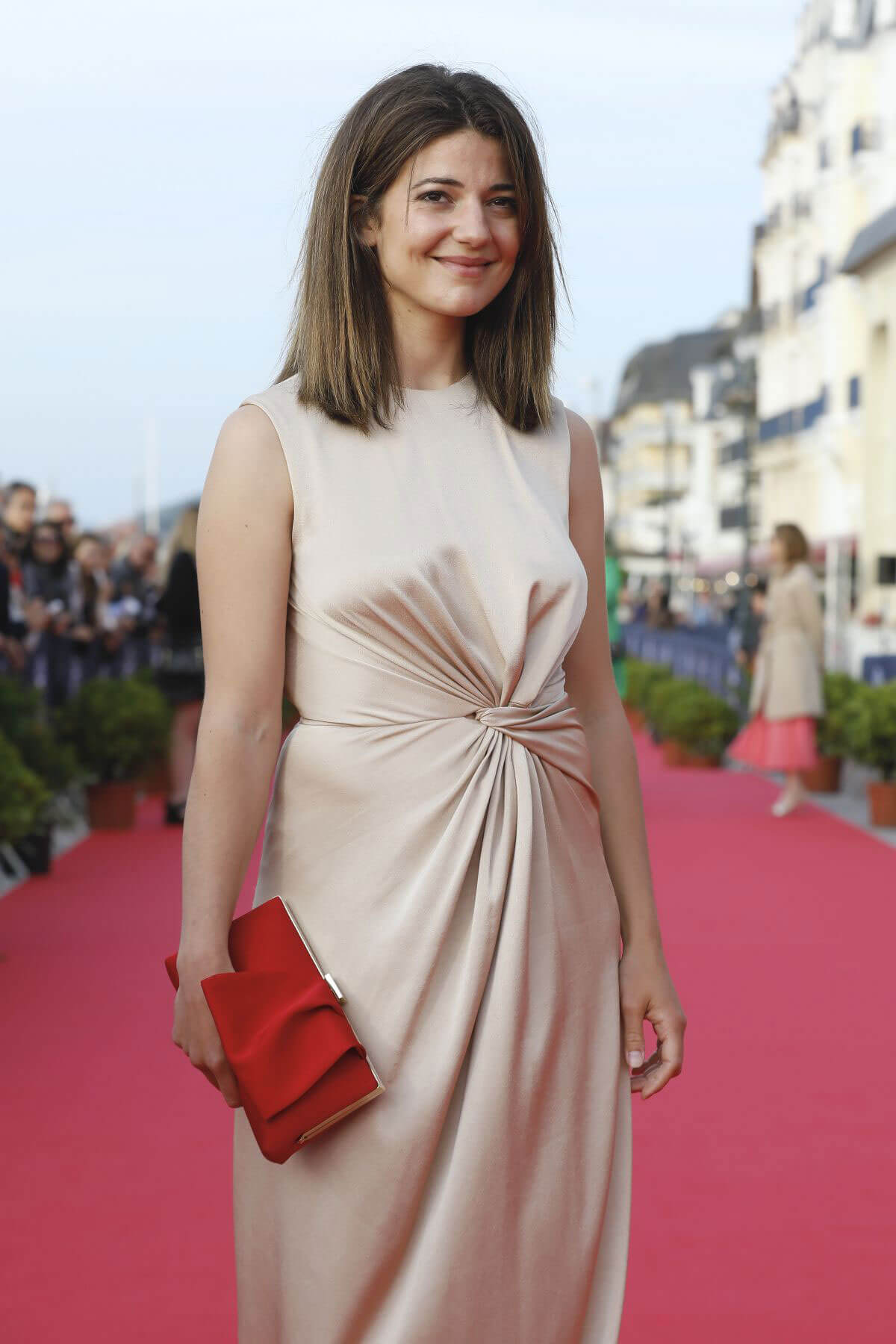 Esther Garrel at 32nd Cabourg Film Festival 2018/06/15 1