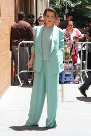 Evangeline Lilly at The View in New York 2018/06/21 17