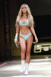 Frankies Bikinis Runway Show in Los Angeles 2018/06/21 16