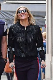 GABBY LOGAN Out and About in London 2018/06/01 9