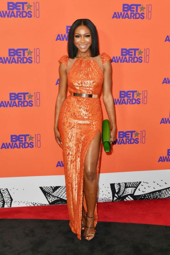 Gabrielle Dennis at BET Awards in Los Angeles 2018/06/24 2