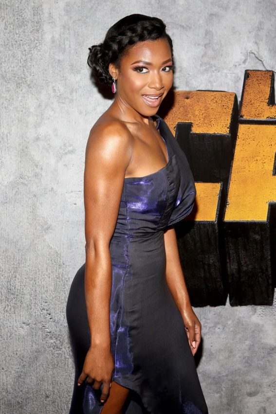 Gabrielle Dennis at Luke Cage Series Premiere in New York 2018/06/21 1