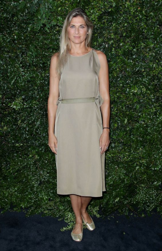 Gabrielle Reece at Chanel Dinner Celebrating Our Majestic Oceans in Malibu 2018/06/02 12