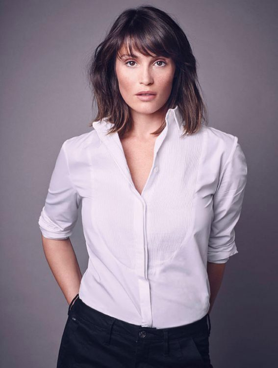 Gemma Arterton in Io Donna Del Corriere Della Sera, June 2018 Issue 1