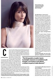 Gemma Arterton in Io Donna Del Corriere Della Sera, June 2018 Issue 2