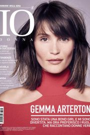 Gemma Arterton in Io Donna Del Corriere Della Sera, June 2018 Issue 4