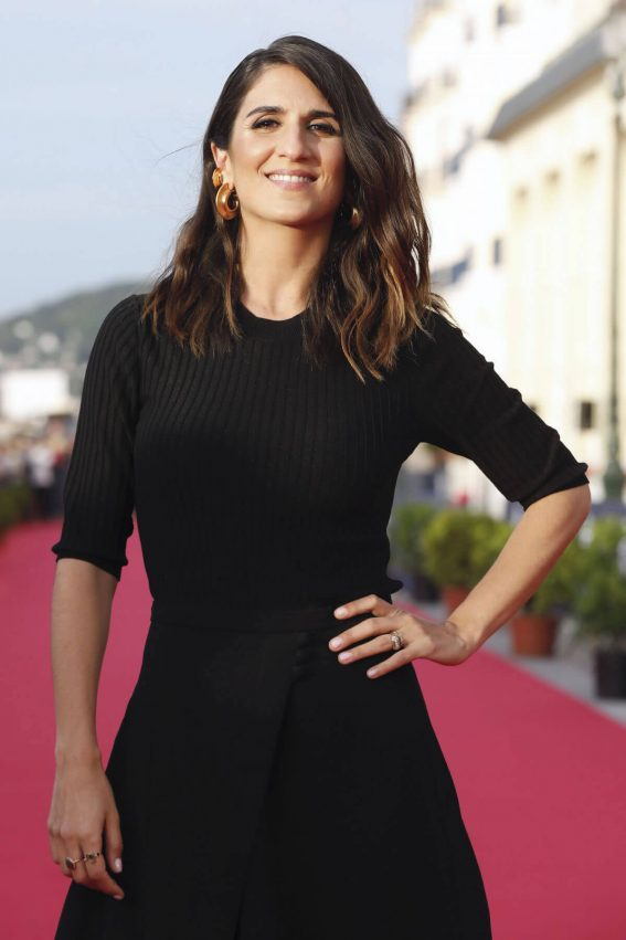 Geraldine Nakache at 32nd Cabourg Film Festival 2018/06/15 1