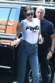 Gigi Hadid Out and About in New York 2018/05/30 9