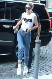 Gigi Hadid Out and About in New York 2018/05/30 10