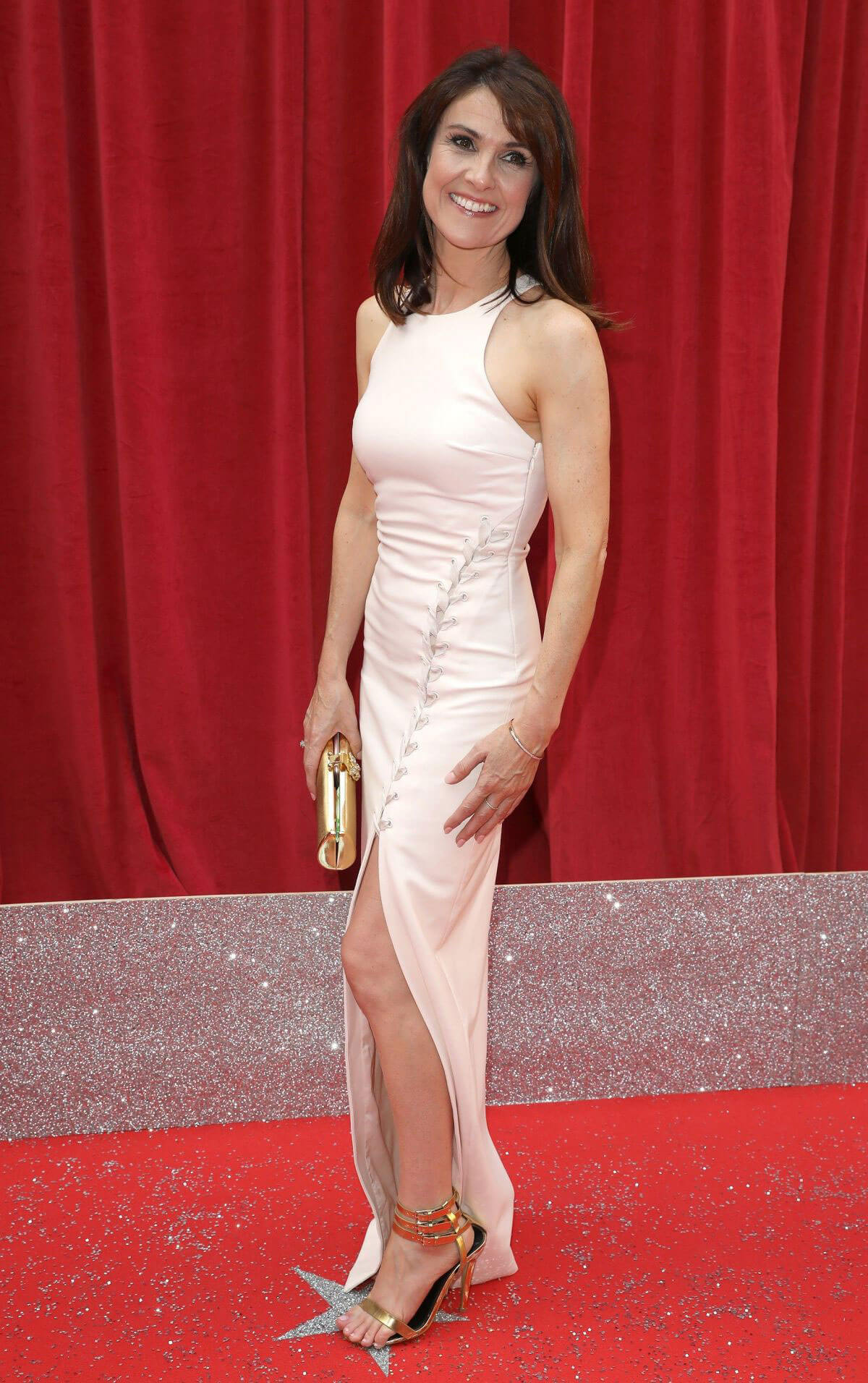 Gillian Kearney at British Soap Awards 2018 in London 2018/06/02 3