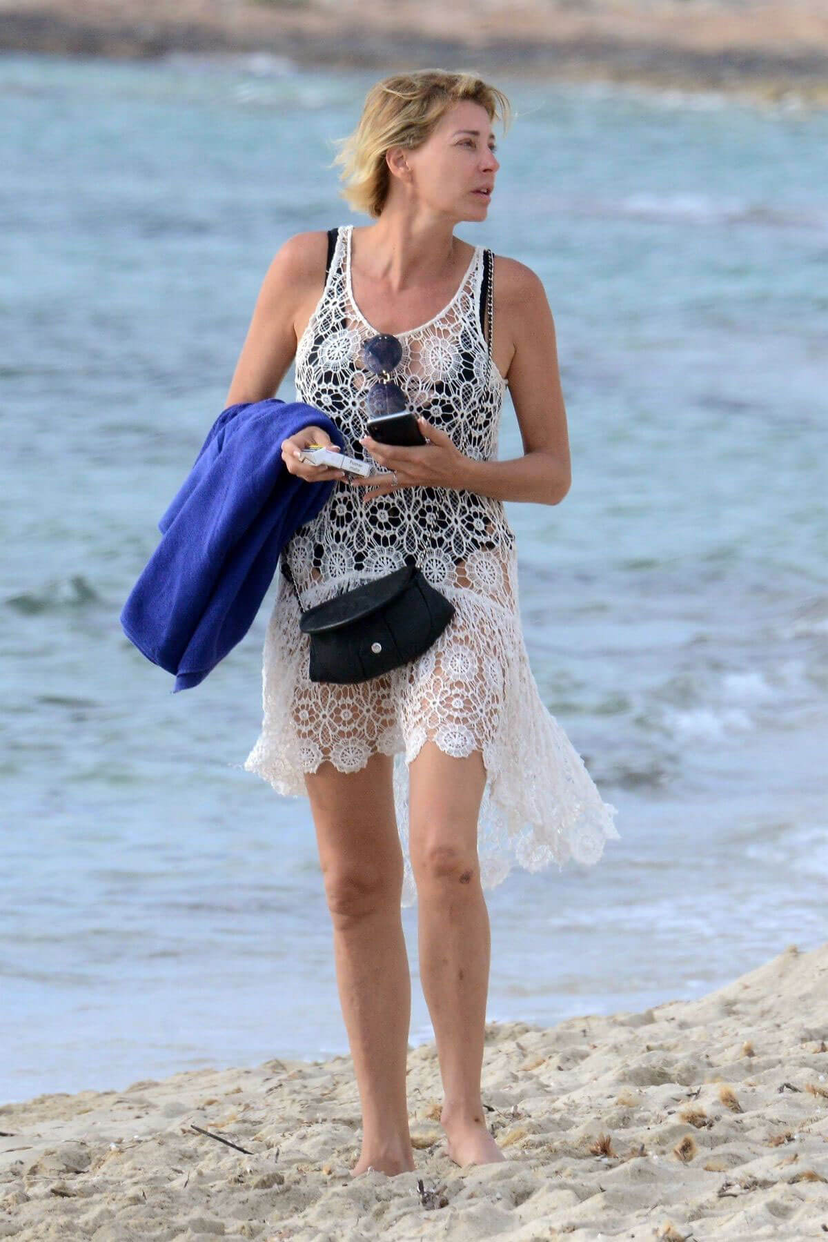 Giulia Siegel at a Beach in Formentera 2018/06/04 6