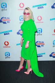 Grace Chatto at Capital Radio Summertime Ball 2018 in London 2018/06/09 6