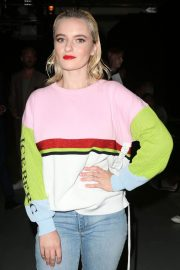 Grace Chatto at Iceberg Front Row at London Man's Fashion Week 2018/06/08 2
