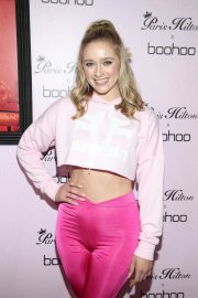 Greer Grammer at Boohoo x Paris Hilton Launch Party in Los Angeles 2018/06/20 11