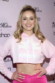 Greer Grammer at Boohoo x Paris Hilton Launch Party in Los Angeles 2018/06/20 17