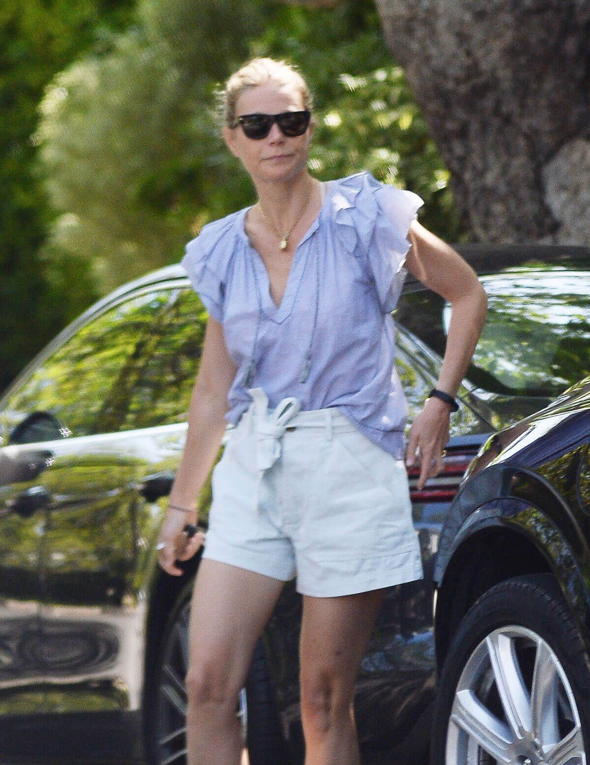 Gwyneth Paltrow Out and About in Los Angeles 2018/06/03 13