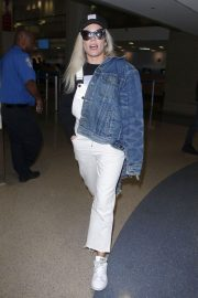Halsey at LAX Airport in Los Angeles 2018/06/21 3