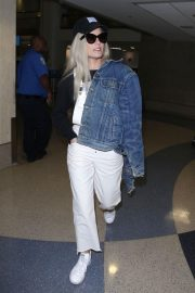 Halsey at LAX Airport in Los Angeles 2018/06/21 4