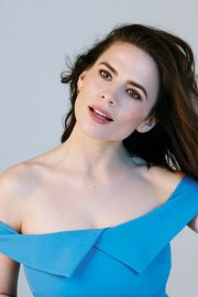 Hayley Atwell for Variety, April 2018 Issue 1