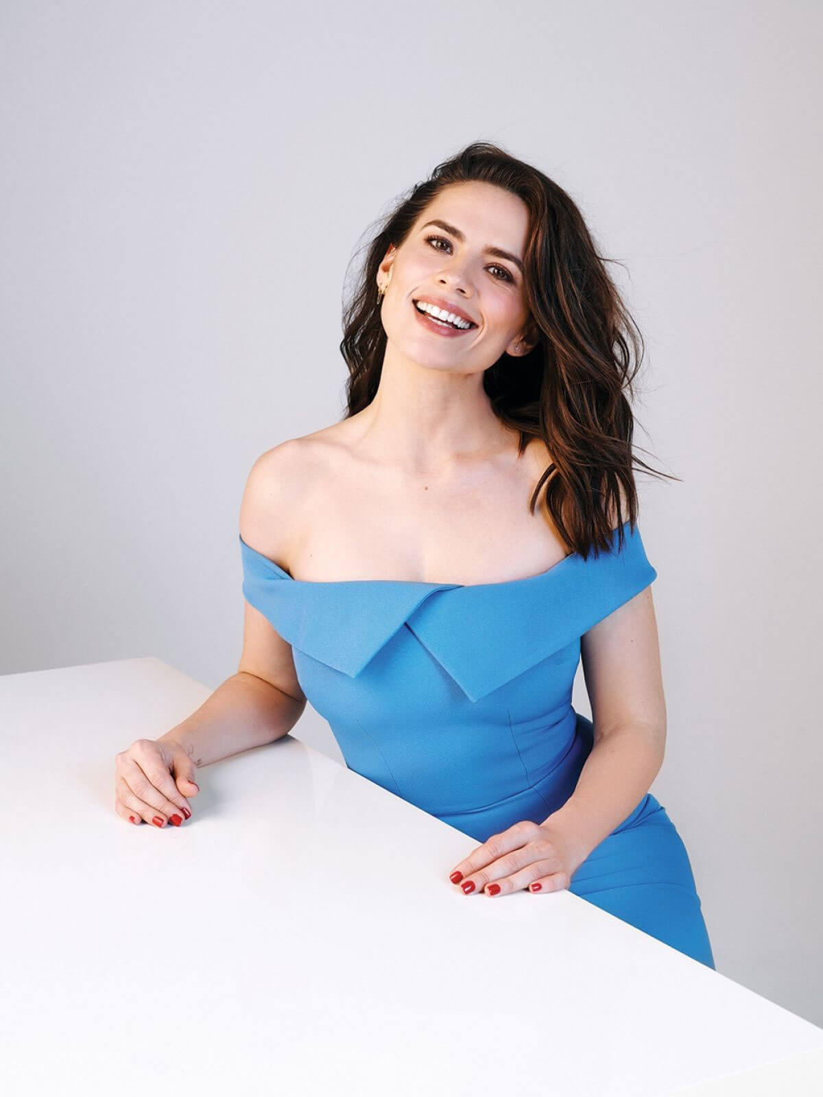 Hayley Atwell for Variety, April 2018 Issue 2