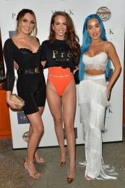 Helen Briggs and Chantelle Connelly at Miss Swimsuit UK 2018 Event in London 2018/06/01 5