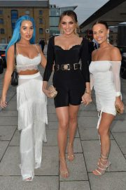 Helen Briggs and Chantelle Connelly at Miss Swimsuit UK 2018 Event in London 2018/06/01 19