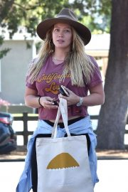 Hilary Duff at Zoo in Los Angeles 2018/06/20 1