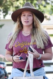 Hilary Duff at Zoo in Los Angeles 2018/06/20 5