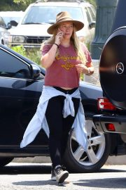Hilary Duff at Zoo in Los Angeles 2018/06/20 13