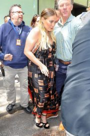 Hilary Duff Leaves Today Show in New York 2018/06/05 2