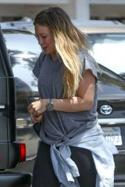Hilary Duff Out in Los Angeles 2018/05/31 1