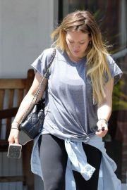 Hilary Duff Out in Los Angeles 2018/05/31 10
