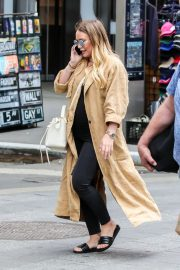 Hilary Duff Stills Times Square in NYC 2018/06/07 3
