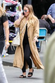 Hilary Duff Stills Times Square in NYC 2018/06/07 4