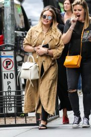 Hilary Duff Stills Times Square in NYC 2018/06/07 7