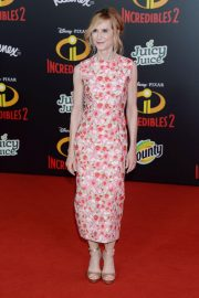 Holly Hunter at Incredibles 2 Premiere in Hollywood 2018/06/05 3