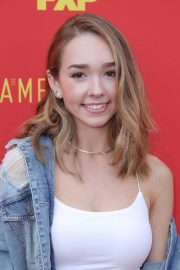 Holly Taylor at The Americans FYC Event in Hollywood 2018/05/30 1