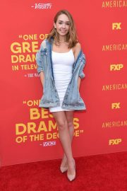 Holly Taylor at The Americans FYC Event in Hollywood 2018/05/30 4