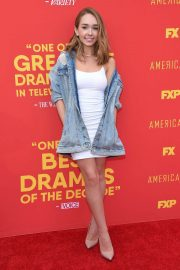 Holly Taylor at The Americans FYC Event in Hollywood 2018/05/30 5