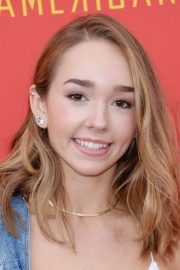 Holly Taylor at The Americans FYC Event in Hollywood 2018/05/30 10