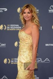 Ingrid Chauvin at 58th International Television Festival Opening Ceremony in Monte Carlo 2018/06/15 1