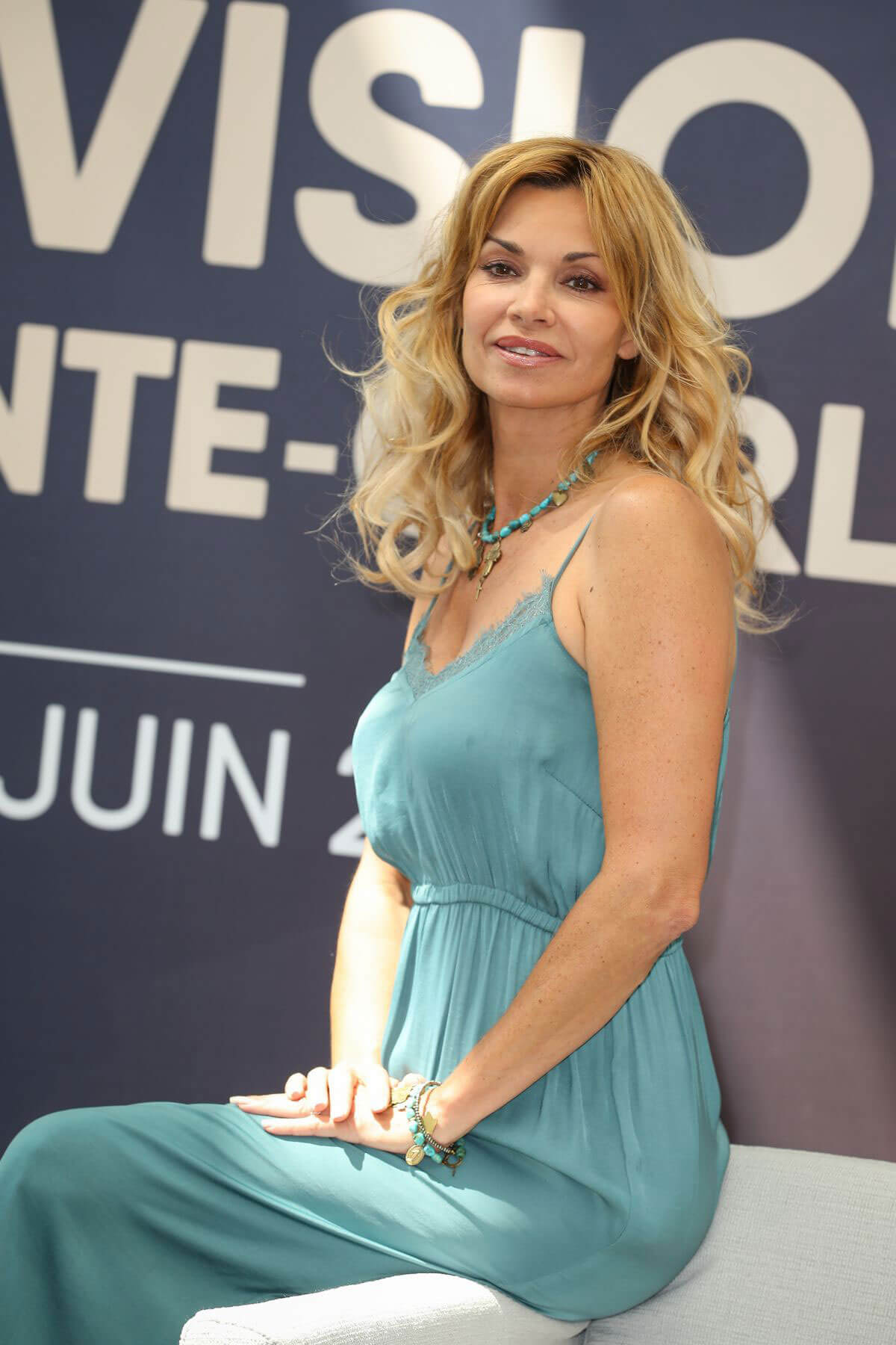 Ingrid Chauvin at Demain Nous Appartient Photocall at 58th ...