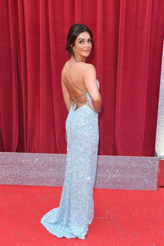 Isabel Hodgins at British Soap Awards 2018 in London 2018/06/02 1