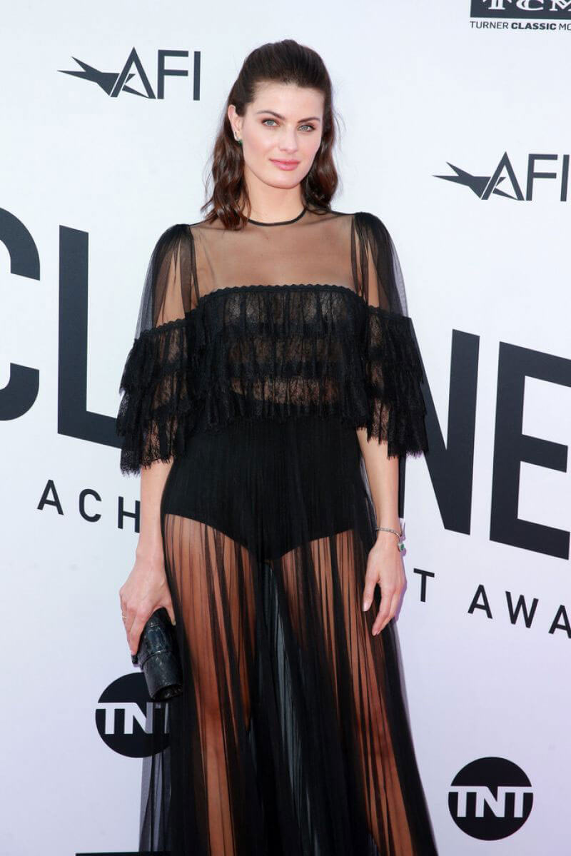 Isabeli Fontana at American Film Institute's 46th Life Achievement Award in Hollywood 2018/06/07 4