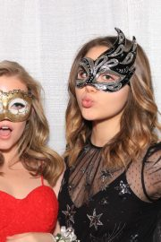 Isabella Acres and Jade Pettyjohn at Prom Photo Booth, May 2018 Photos 2