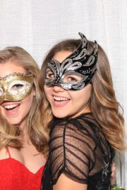Isabella Acres and Jade Pettyjohn at Prom Photo Booth, May 2018 Photos 3