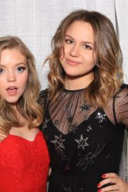 Isabella Acres and Jade Pettyjohn at Prom Photo Booth, May 2018 Photos 4