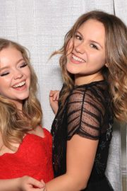 Isabella Acres and Jade Pettyjohn at Prom Photo Booth, May 2018 Photos 5